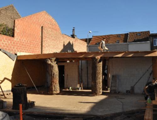 Bioklimatisch huis